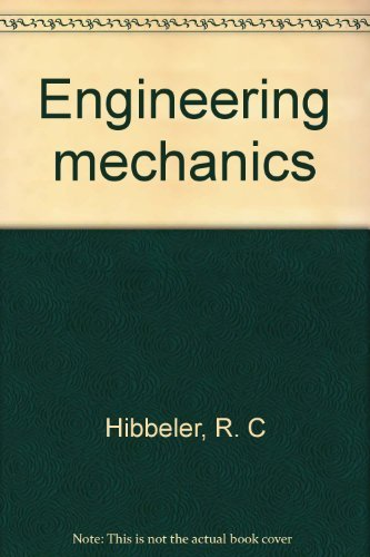 9780023540400: Engineering Mechanics