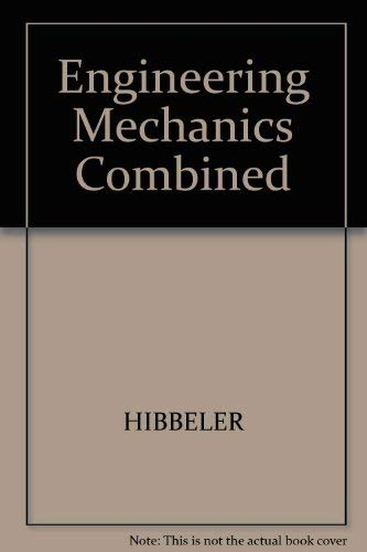 9780023541407: Engineering Mechanics: Statics and Dynamics