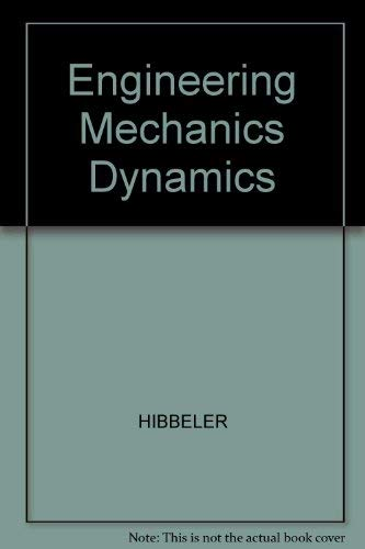 9780023542503: Engineering Mechanics Dynamics