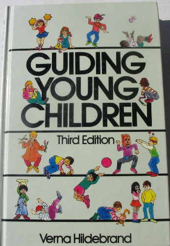9780023543401: Guiding Young Children