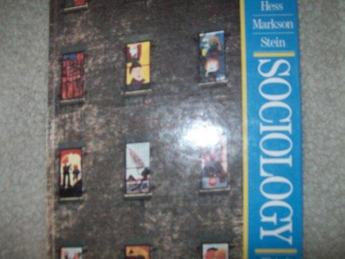 9780023543517: Sociology