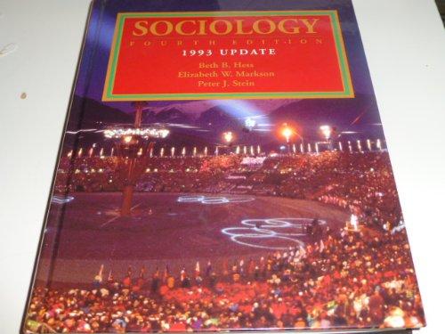 9780023543876: Sociology