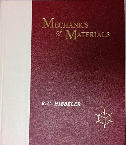 Mechanics of Materials: R.C. Hibbeler