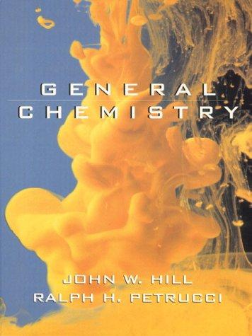 9780023544811: General Chemistry