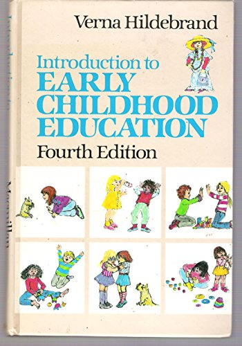 9780023545207: Introduction Early Childhood E