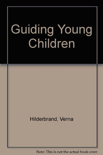 9780023545214: Guiding Young Children