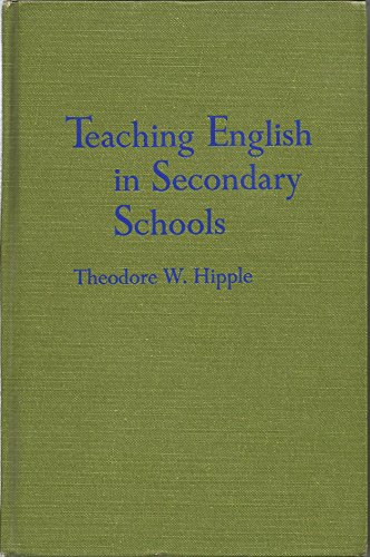 9780023545702: Teaching English in Secondary Schools