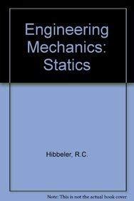 9780023546853: Engineering Mechanics Statics