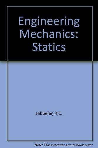 9780023546914: Engineering Mechanics: Statics