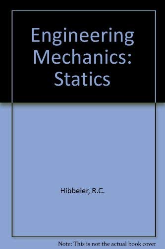 9780023546914: Engineering Mechanics: Statics