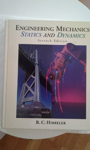 9780023547614: Engineering Mechanics: Statics & Dynamics/Book and 2 Discs