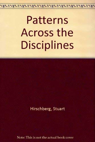 9780023547713: Patterns Across the Disciplines