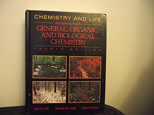 9780023549700: Chemistry and life: An introduction to general, organic, and biological chemistry
