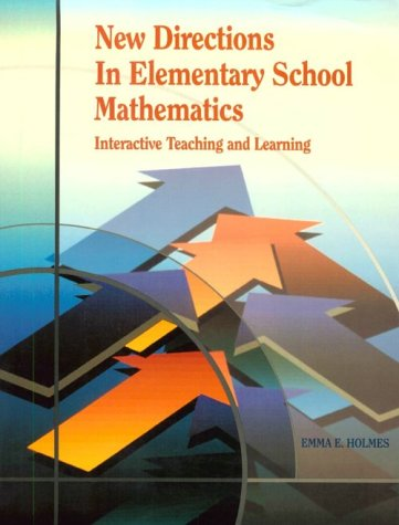 9780023564512: New Directions in Elementary School Math