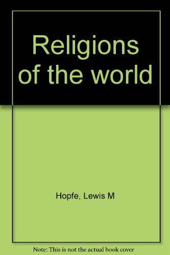 9780023569302: Religions of the world