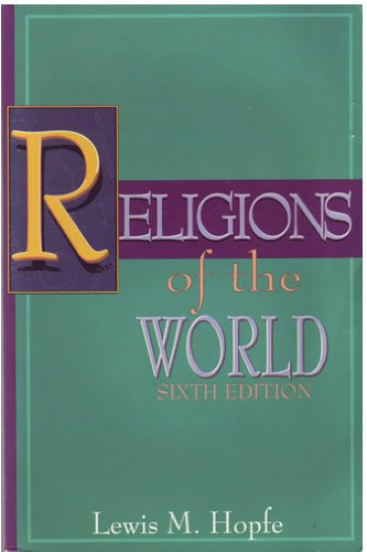 9780023569319: Religions of the World