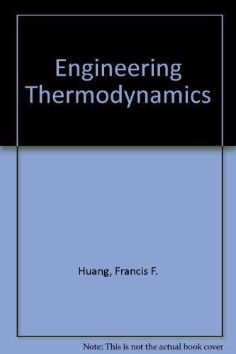 9780023573910: Engineering Thermodynamics: Fundamentals and Applications