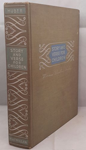 9780023575006: Story and Verse for Children