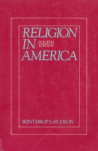 9780023578205: Religion in America: An historical account of the development of American religious life