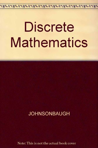 9780023596902: Discrete Mathematics