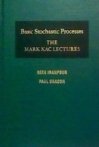 9780023598203: Basic Stochastic Processes: The Mark Kac Lectures