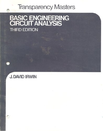 9780023598838: Basic engineering circuit analysis