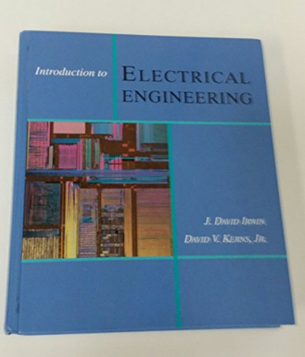 9780023599309: Introduction to Electrical Engineering