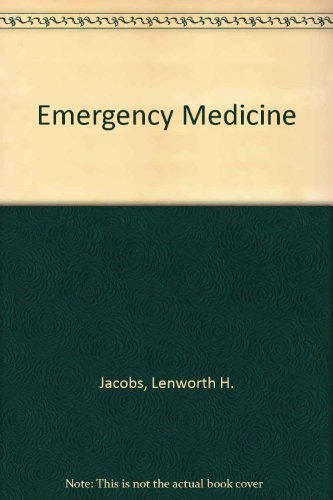 9780023601507: Emergency Patient Care Prehospital Ground and Air Procedure