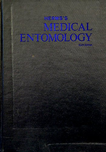 9780023601804: Medical Entomology