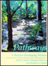 9780023604515: Pathways: A Text for Developing Writers
