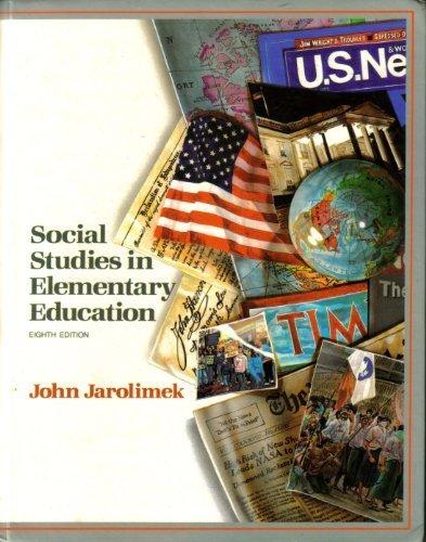 9780023605413: Social Studies in Elementary Education
