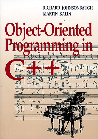 9780023606823: Object Oriented Programming In C++