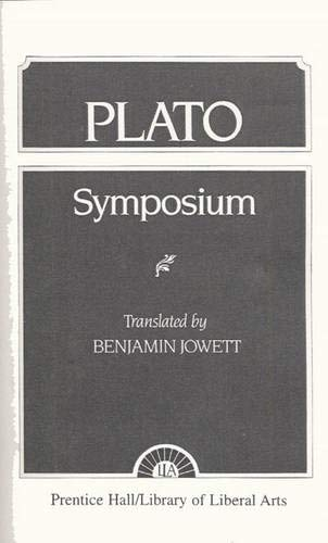 9780023607608: Plato: Symposium (Library of Liberal Arts)