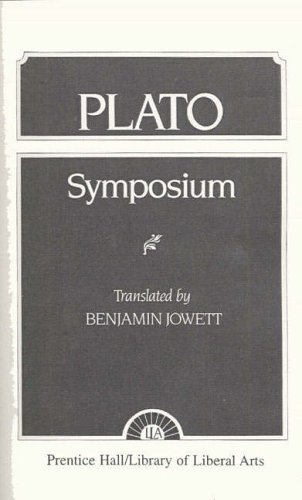 9780023607608: Symposium (Library of Liberal Arts)