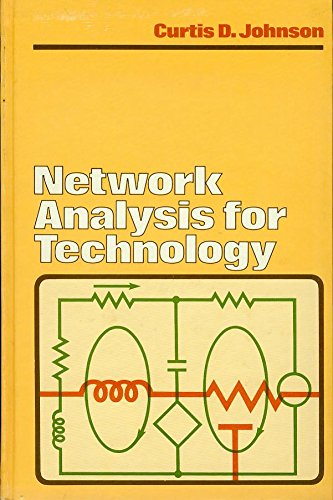 9780023610509: Network Analysis for Technology
