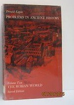 9780023617003: Problems in Ancient History, Vol. 2: The Roman World