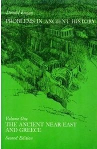 9780023618208: Problems in Ancient History, Vol. 1: The Ancient Near East and Greece