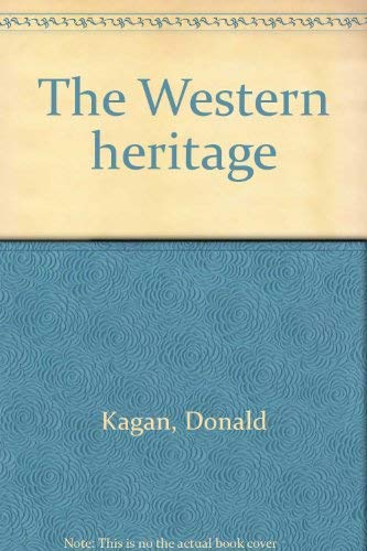 9780023619304: The Western heritage