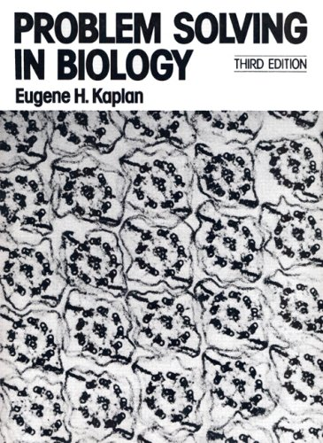 9780023620508: Problem Solving in Biology: A Laboratory Workbook (3rd Edition)