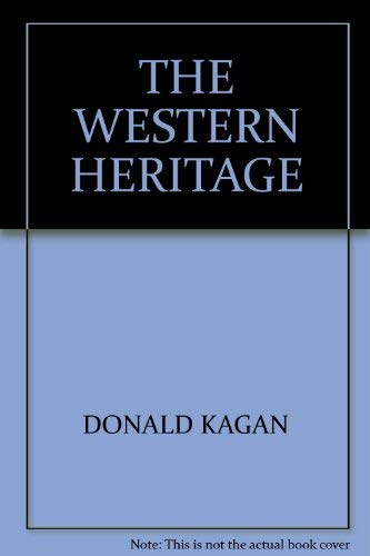 9780023621000: The Western Heritage