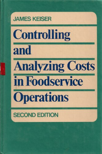 9780023626715: Controlling and analyzing costs in foodservice operations