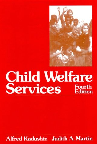9780023627101: Child Welfare Services