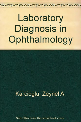 9780023628306: Laboratory Diagnosis in Ophthalmology