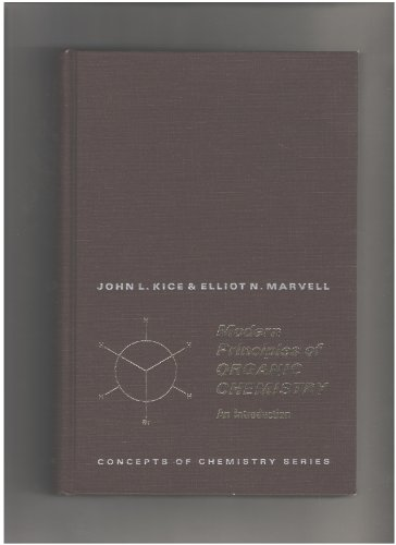 9780023628702: Modern Principles of Organic Chemistry
