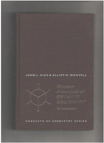 9780023628702: Modern Principles of Organic Chemistry