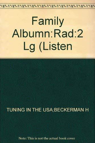 9780023629754: Family Albumn:Rad:2 Lg (Listen