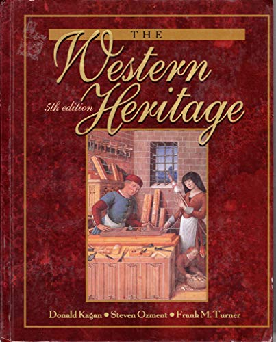 9780023632624: The Western Heritage