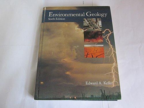 9780023632709: Environmental Geology