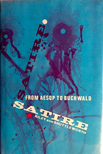 9780023635908: Satire from Aesop to Buchwald