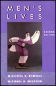 9780023638701: Men's Lives: Readings in the Sociology of Masculinity